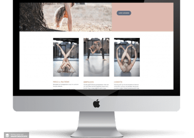 Website Yoga Lofvers