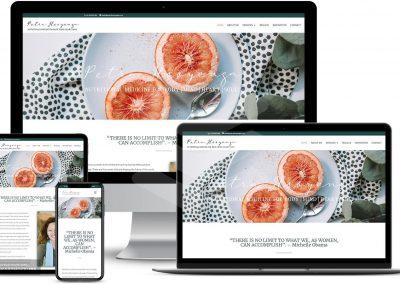 Website Petra Hooyenga Nutrional Health Practitioner