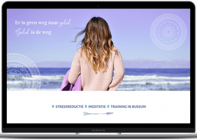 Website Joyce Kool Coaching & Training