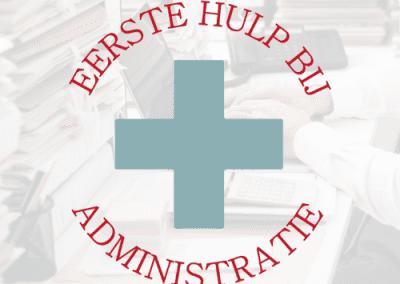Logo Eerste Hulp Bij Administratie