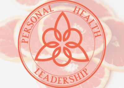 Logo Personal Health Leadership Programma