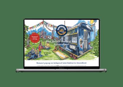 Corazon Express, het liefste festival van Amstersfoort
